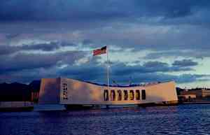 U S S Arizona Memorial